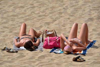 Germany heatwave