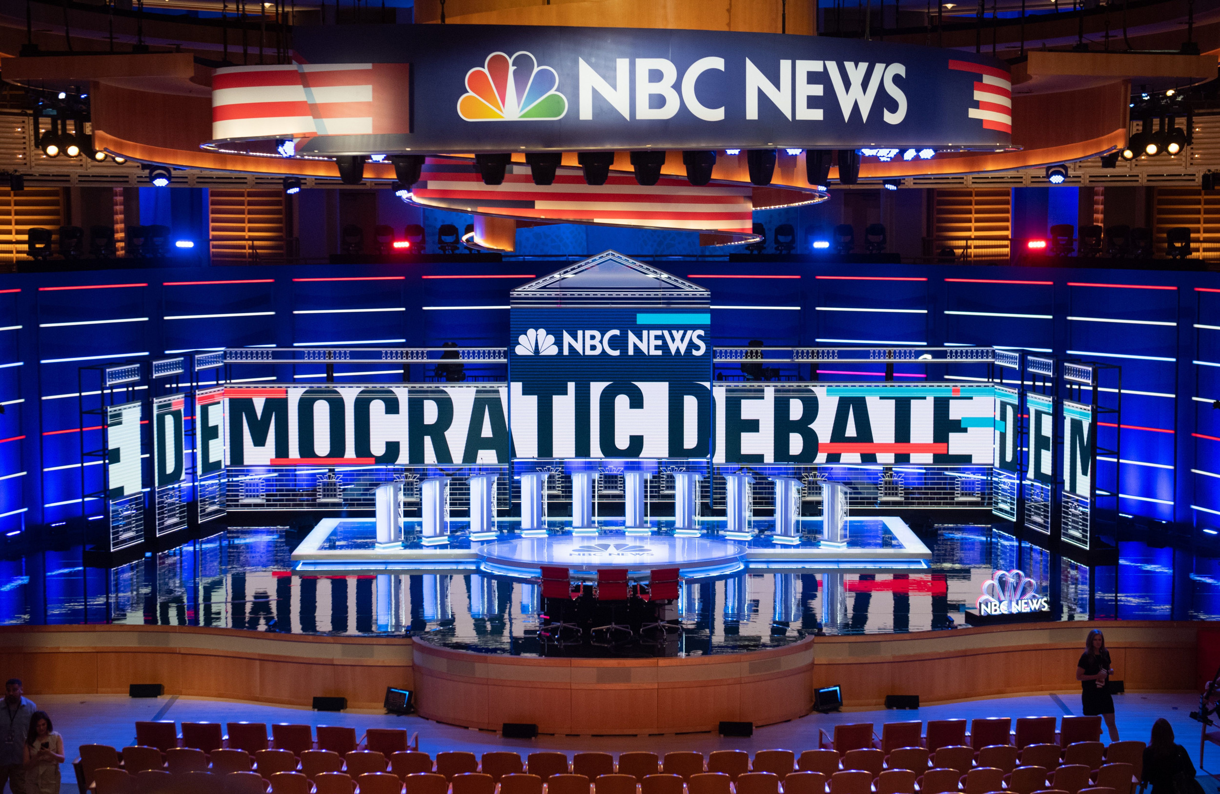 Watch Democratic Debate Live Stream: Start Time, TV Info As Joe