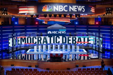 Democratic Debate Night 2 Livestream