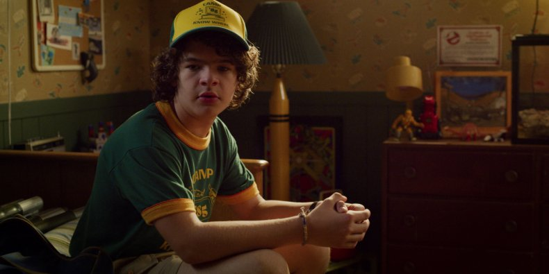 Dustin, Stranger Things Season 3