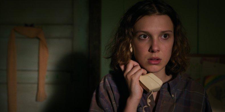 Eleven, Stranger Things Season 3
