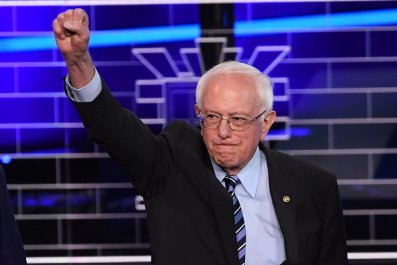 bernie sanders first democratic debate