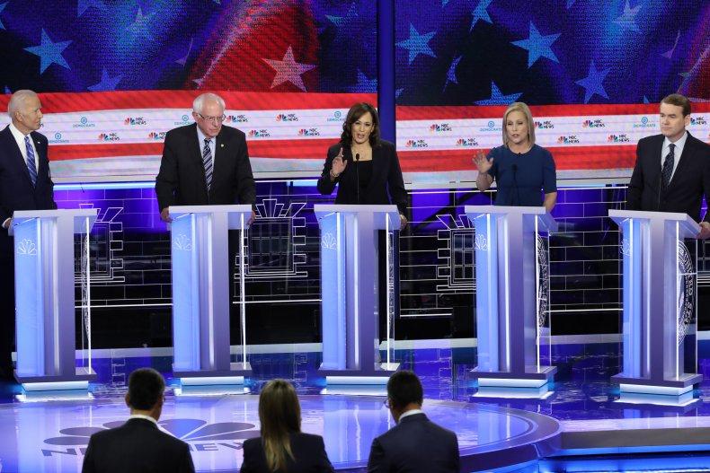 Debate 2020