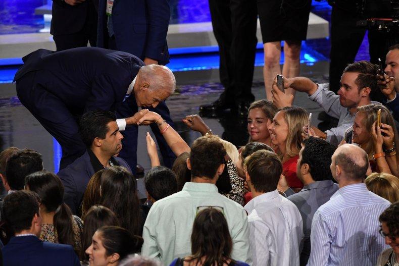 Biden at Debates