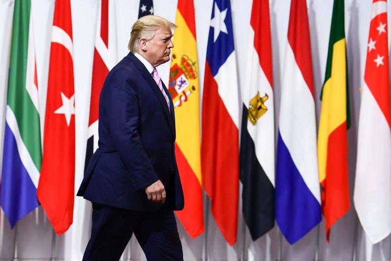 Donald Trump, G20, Pedro Sanchez, Spain