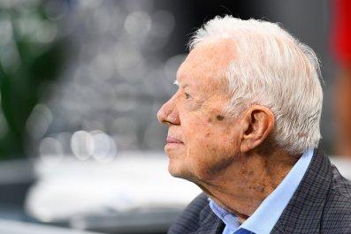 Jimmy Carter Says Trump is Illegitimate president