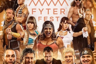 aew fyter fest start time online