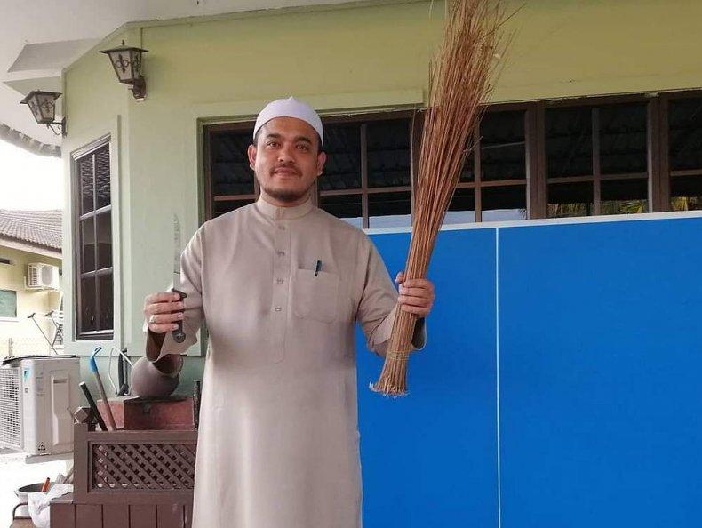 PU Syed Bakri Islamic Preacher Malaysia