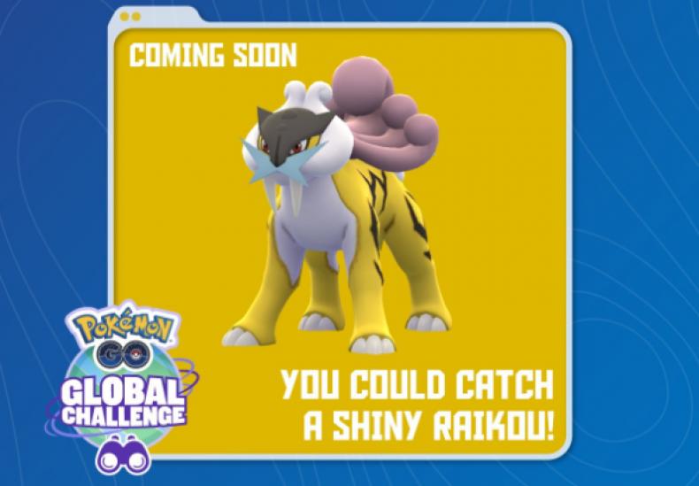 pokemon go raikou raid day start time