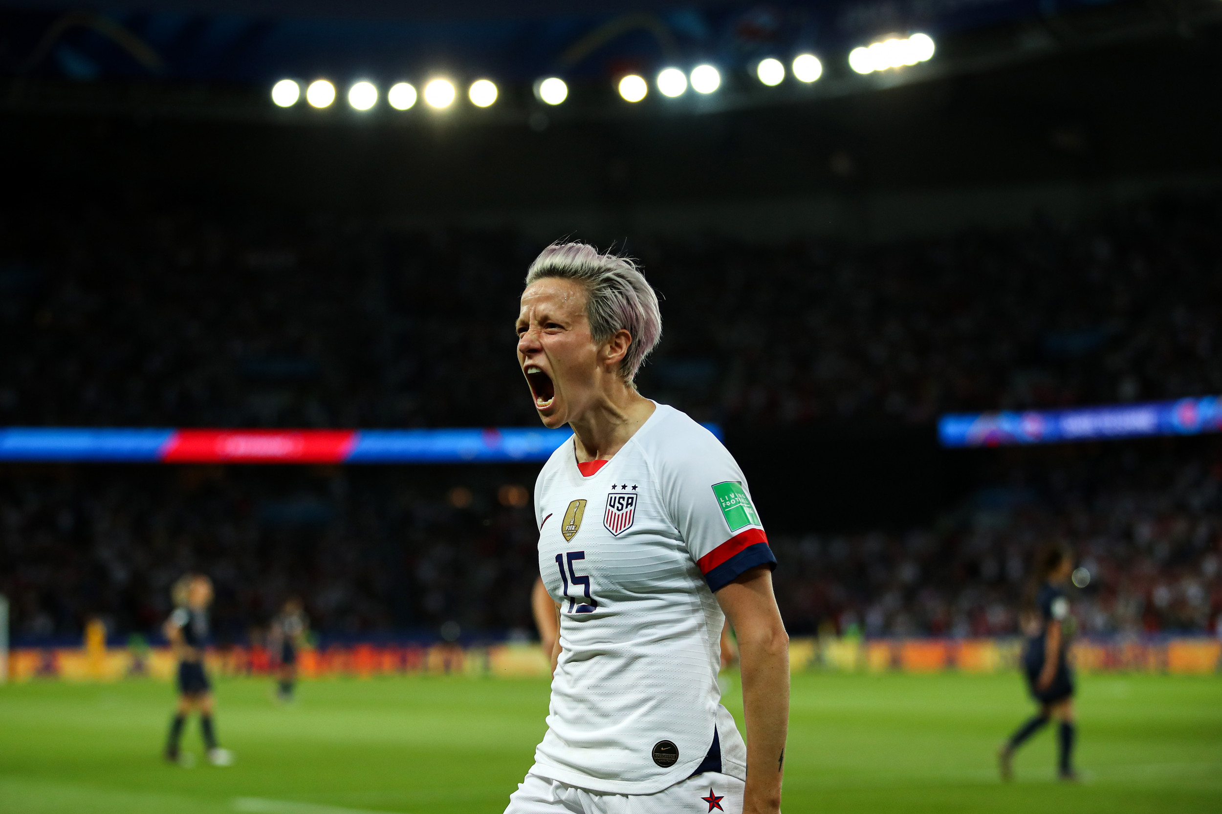 Twitter Flooded with Megan Rapinoe Memes, Jokes after Soccer