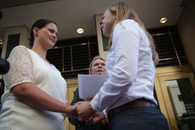 Gay Marriage Becomes Legal In 5 States After Supreme Court Declines Challenges