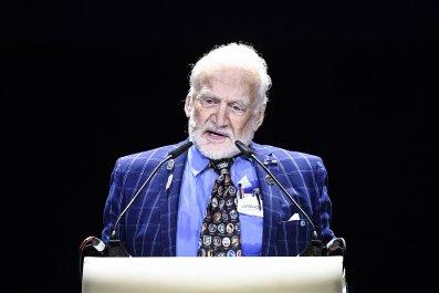 Buzz Aldrin starmus