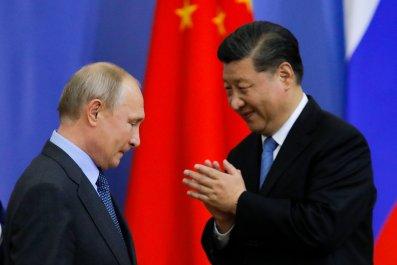 Russia, China, Vladimir Putin, Xi Jinping