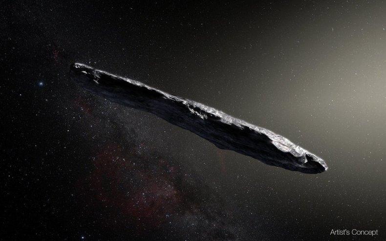 'Oumuamua