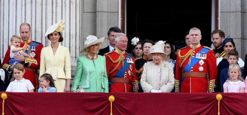 Royal Family, Monarchy