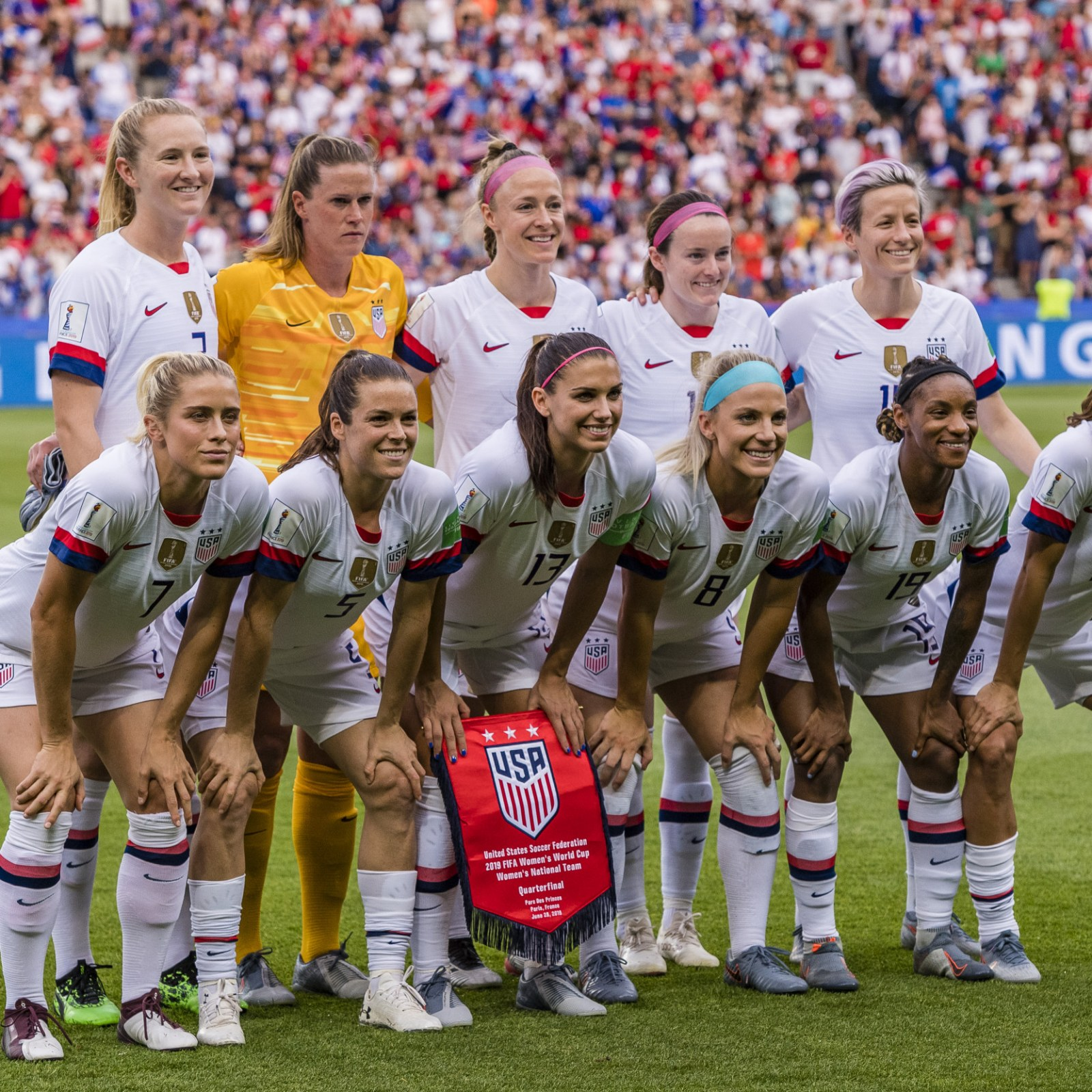 huge discount f8745 ca611 Women's World Cup: Latest Odds, Expert Predictions ...