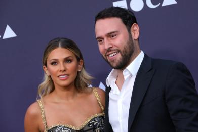 Scooter Braun's Wife Blasts Taylor Swift in Sharp Instagram Post