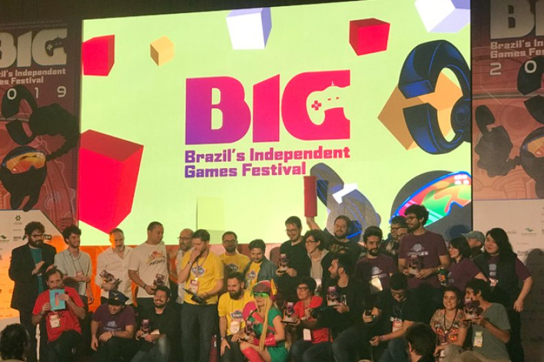Brazil BIG Festival 2019 Winners Indie Games