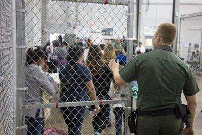 texas detention facility u.s. customs border protection
