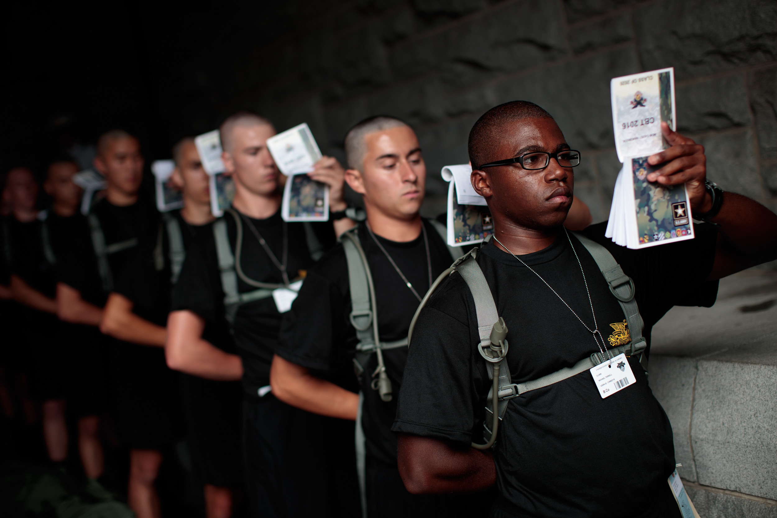 West Point's Newest Class Has More Minority New Cadets Than
