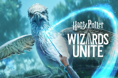 Harry Potter wizards unite vs Pokemon go Niantic ar game bad spell energy problems Portkey