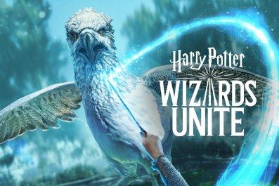 Harry Potter wizards unite vs Pokemon go Niantic ar game bad spell energy problems Portkey