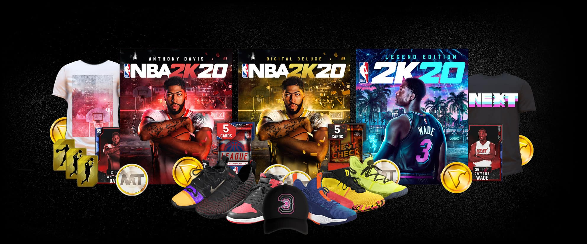 NBA 2K20' Pre Orders: Bonuses, Editions, Where to Buy and More