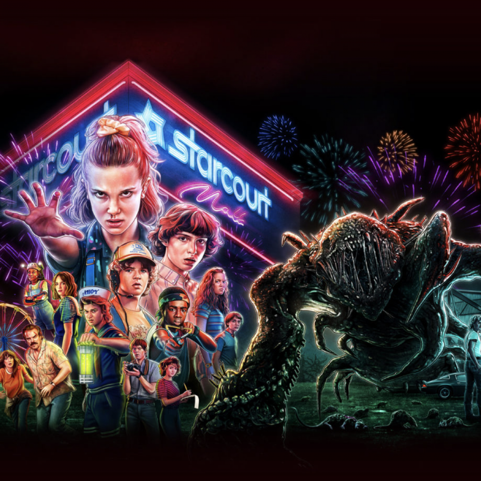 Roblox 'Stranger Things' Event Promo Codes: Get Rats, Mall