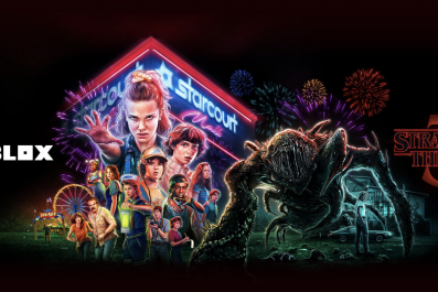 Roblox stranger things 3 event promo codes puzzle solution unscramble get rats