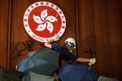 Hong Kong, protests, LegCo, set up