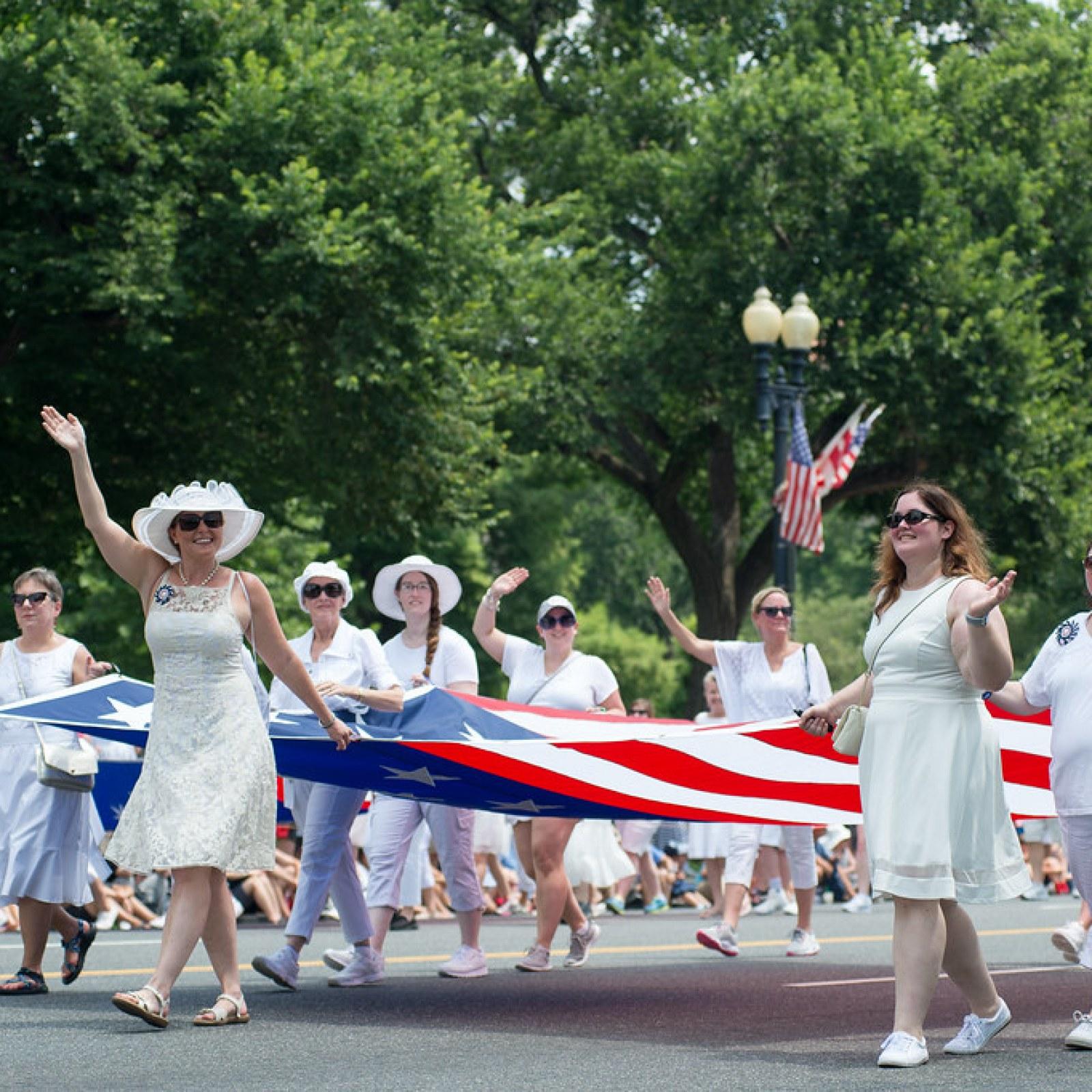 washington dc 4th of july parade 2020