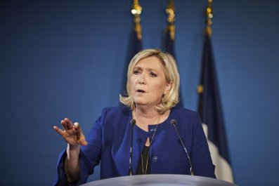 Marine Le Pen France National Assembly