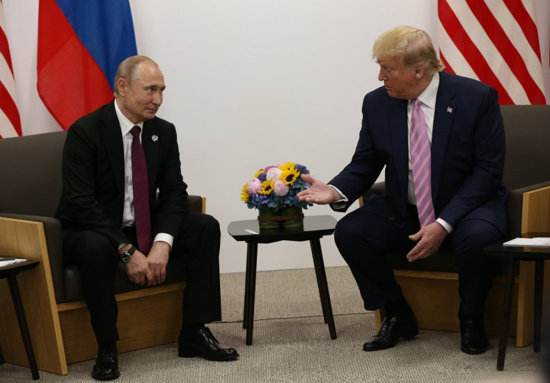 Donald Trump, Vladimir Putin, G20, dictators