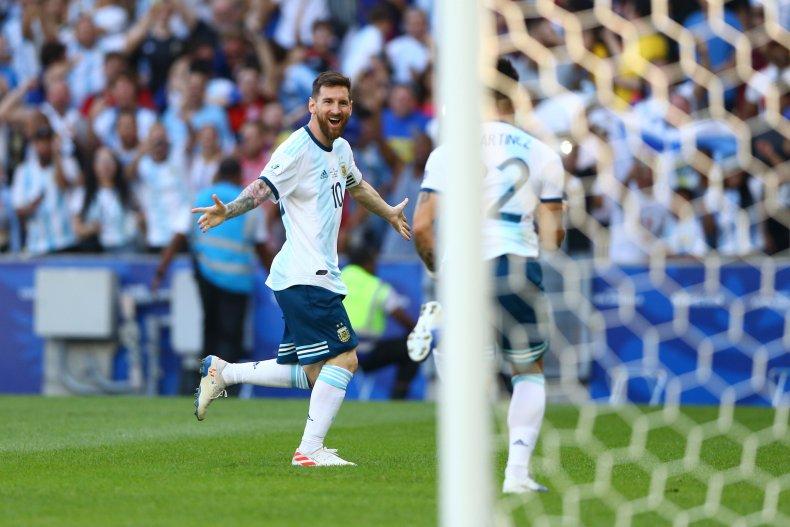 Lionel Messi, Copa America