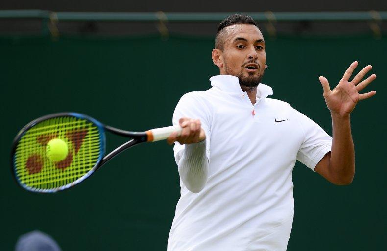 Nick Kyrgios, Wimbledon