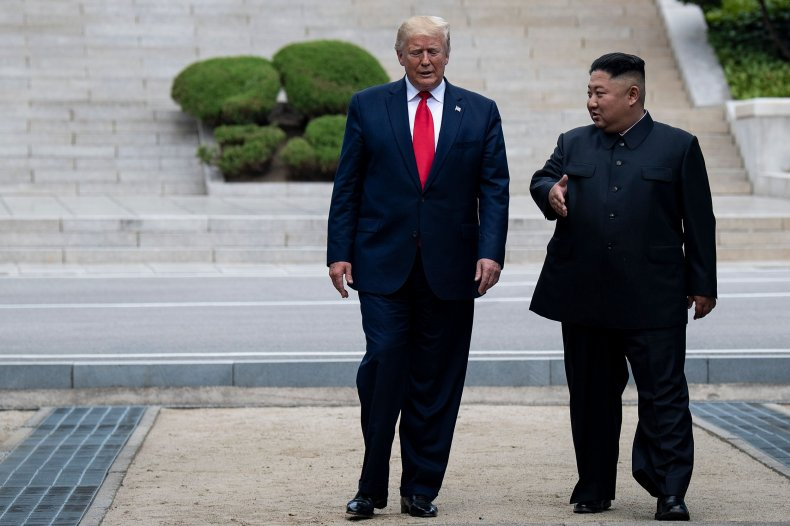Donald Trump, North Korea, Nobel Peace Prize