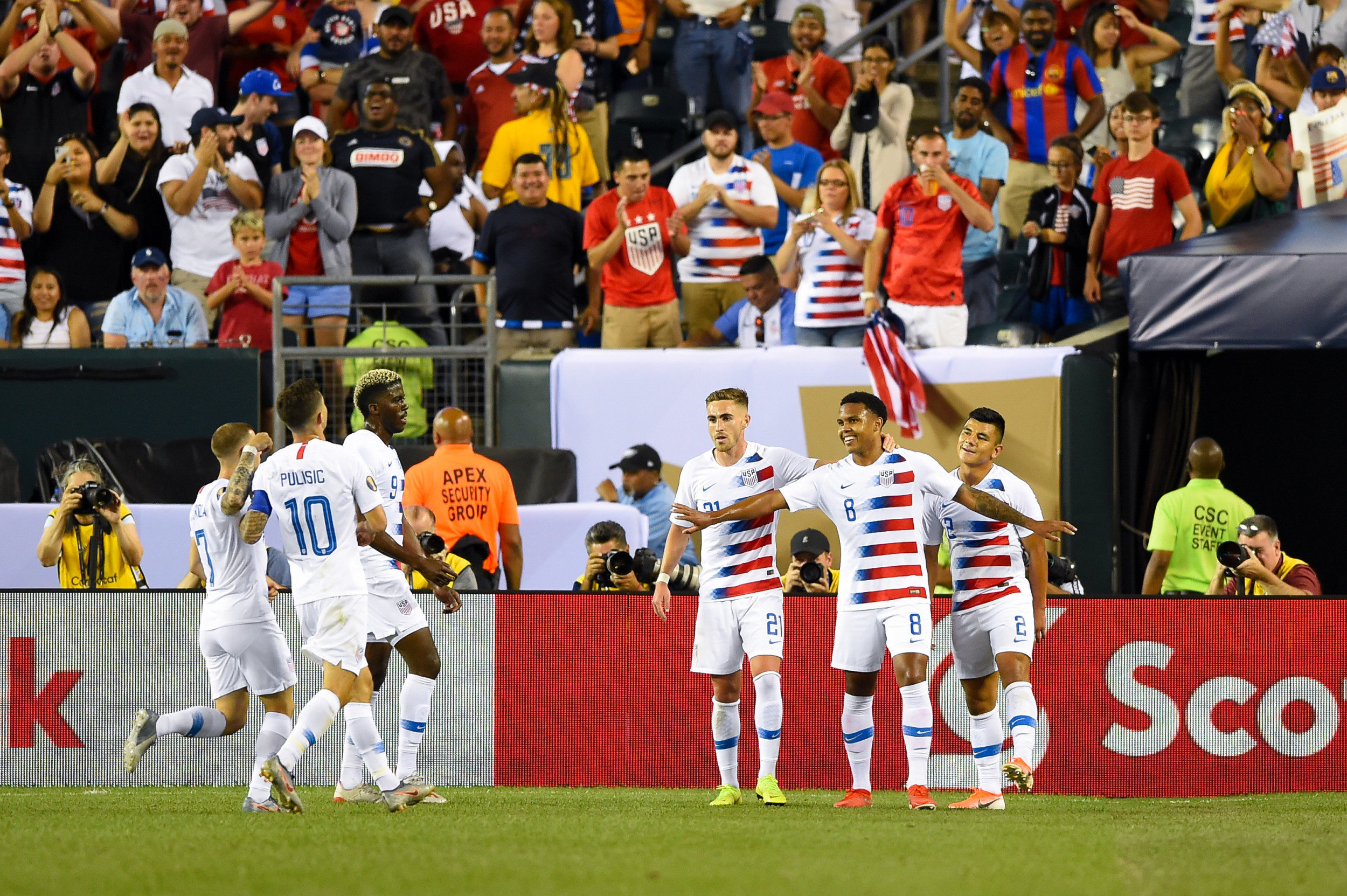 Gold Cup: Latest Odds, Expert Predictions, Semifinals Schedule