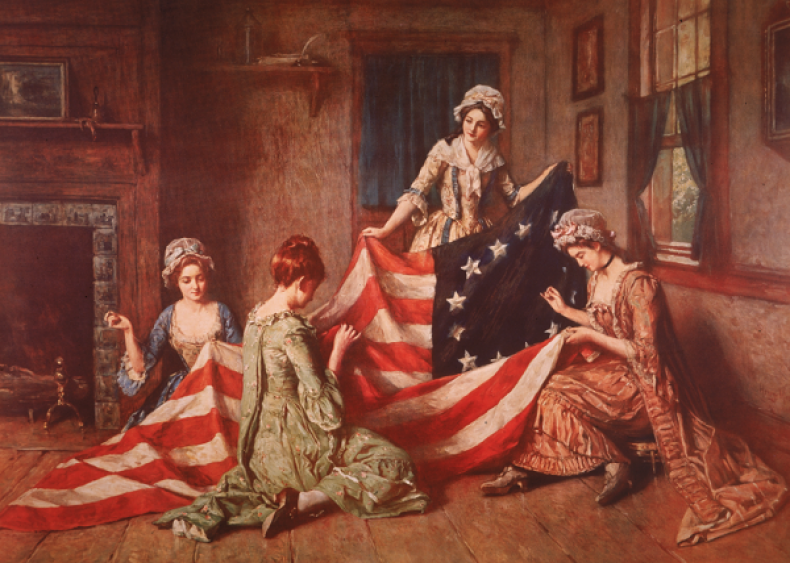 Is the Betsy Ross Flag Racist? Meaning, History and Symbolism Behind U.S.A.'s 13-Star Flag