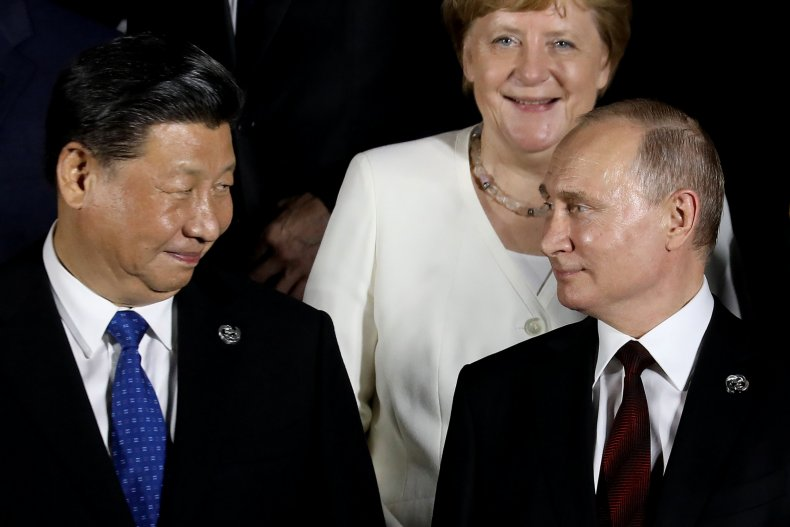 china russia xi putin g20