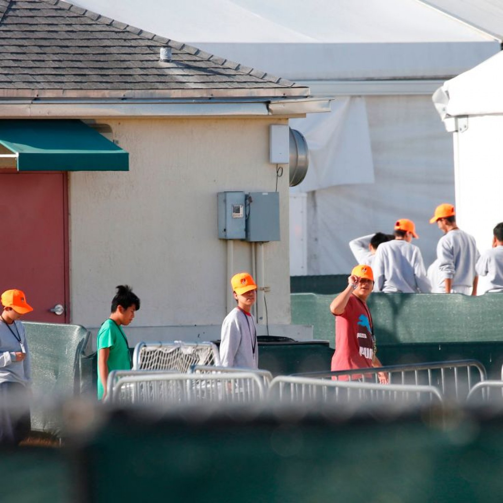 Are Migrant Detention Centers Worse Under Donald Trump Than