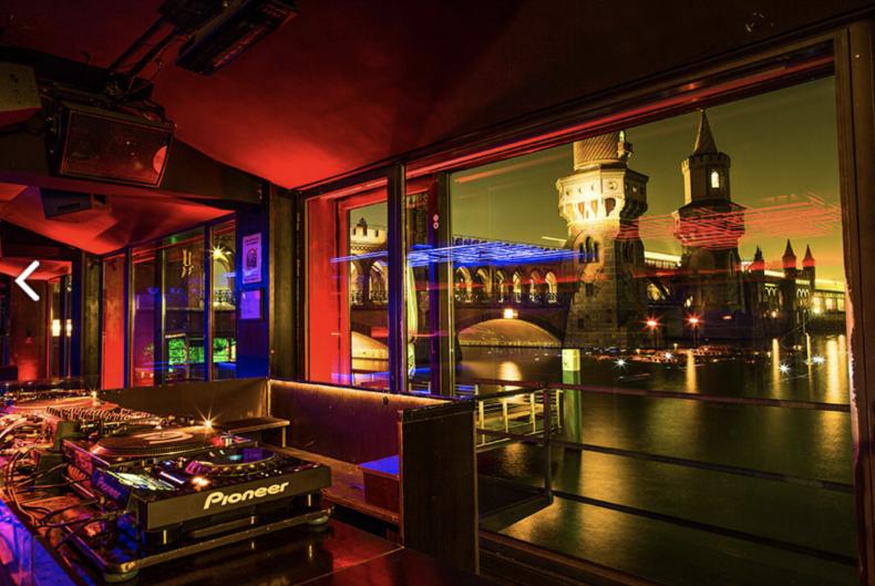 Watergate nightclub