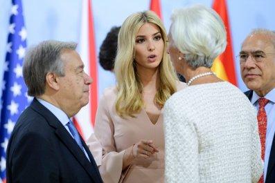 Ivanka Resign Twitter Trend G20