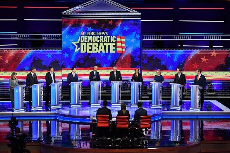 democratic debates marijuana reform