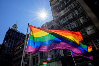 Straight Pride Organizers Receive Suspicious Package of… Glitter?