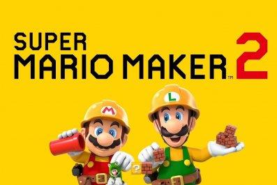 mario maker 2 levels creator