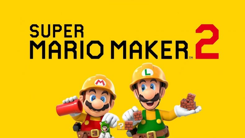 mario maker 2 levels creator