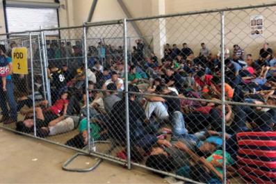 Border Patrol Overcrowding DHS OIG