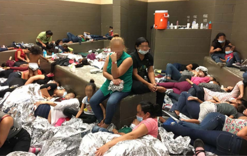 Border Patrol Overcrowding DHS OIG