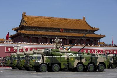 China, US, South China Sea, missiles, test