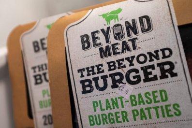 meatless beyond meat